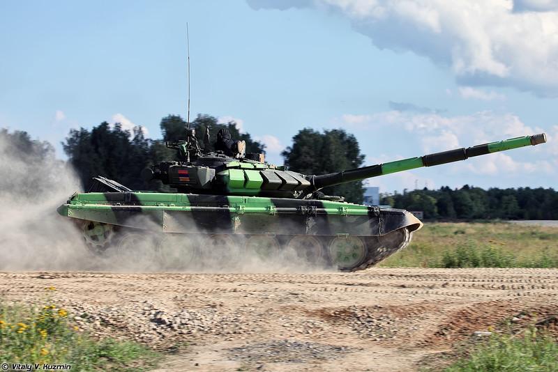 Т-72Б3 Армения (T-72B3 Armenia)