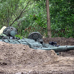???? ?-72?1 (T-72B1 main battle tank)