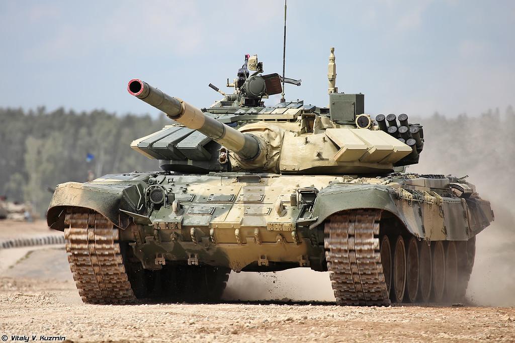 Танк Т-72Б3 команды Ирана (T-72B3 Iran)