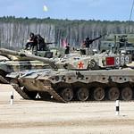 ???? Type 96B / ZTZ-96B ??????? ????? (Type 96B / ZTZ-96B tank of Chinese team)