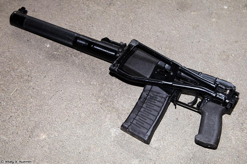9х39 автомат специальный АС Вал (9x39 assault rifle AS Val)