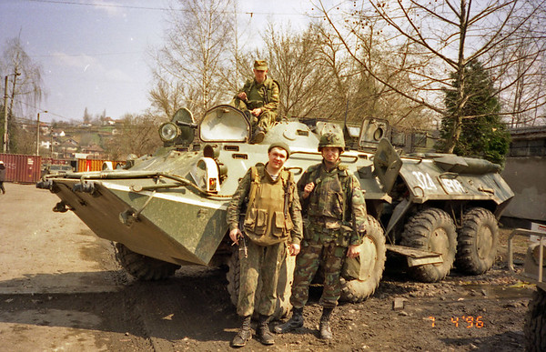 Active Duty - 1995-1999