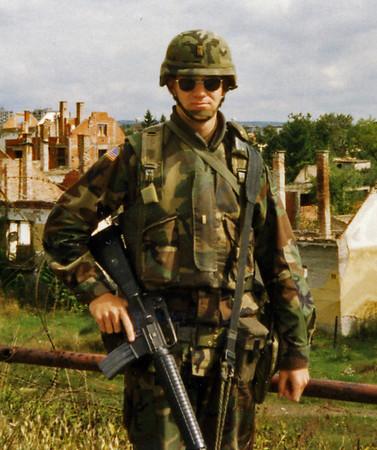 IFOR - Bosnia, Croatia, Hungary 1996