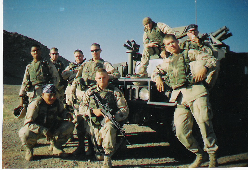 2003 - 2nd Squad, 2nd Platoon, 118th Military Police Company (Airborne)