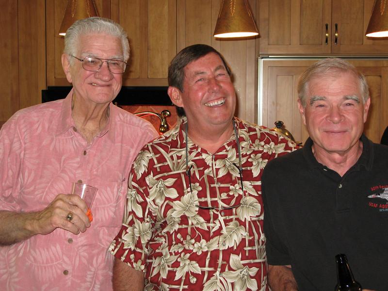 Big Smitty, Tuna and Duke
