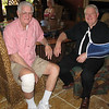 Nobody said it would be easy--Smitty and Earl, our walking wounded
