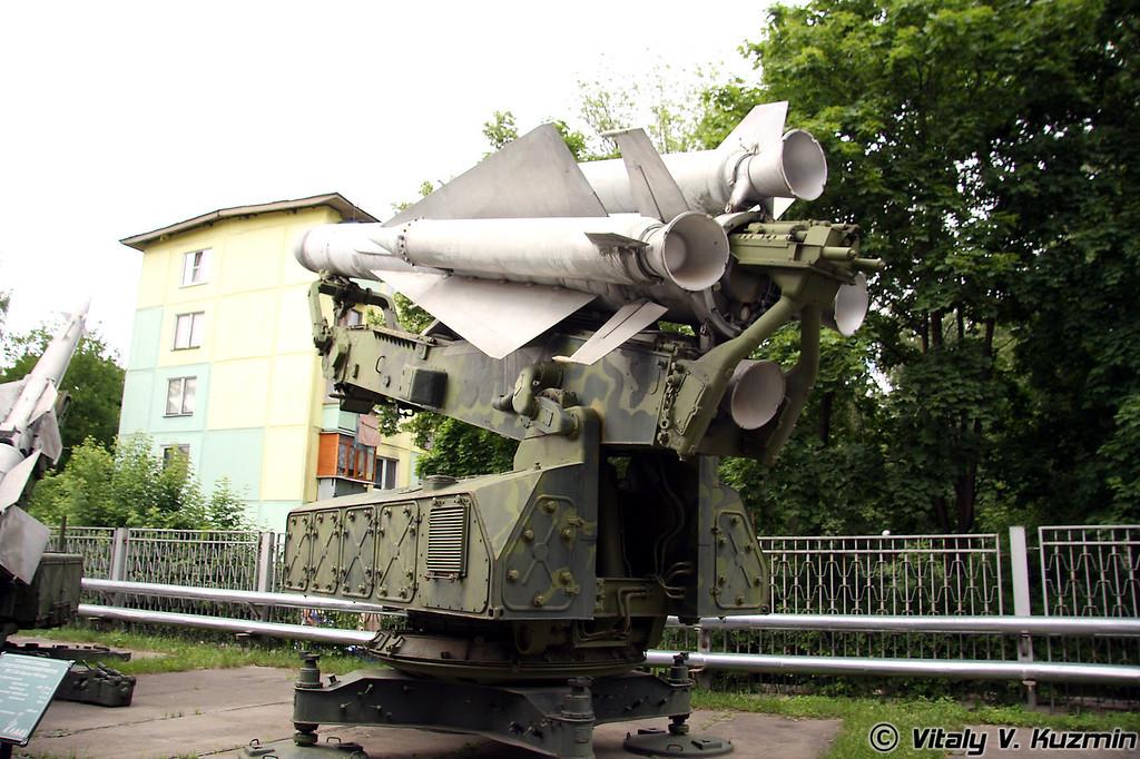 """ЗРК С-200В """"Вега"""" (S-200V Vega)"""