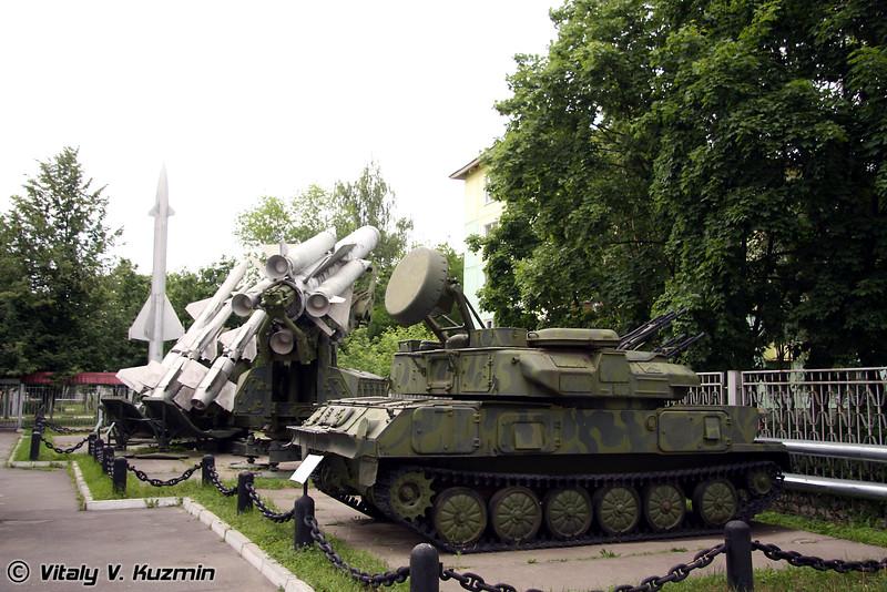 Общий вид двора музея (Common view of the backyard of the museum)