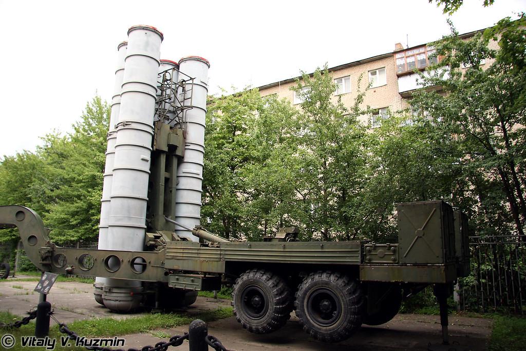 С-300ПТ (S-300PT)