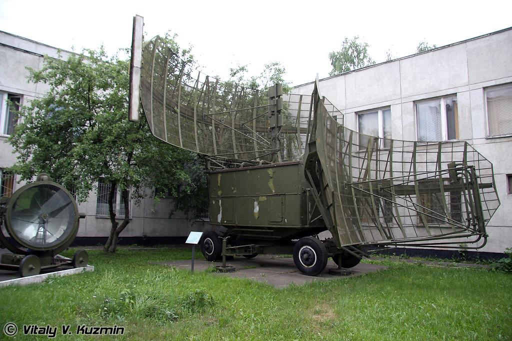 РЛС П-35 (Radar station P-35)