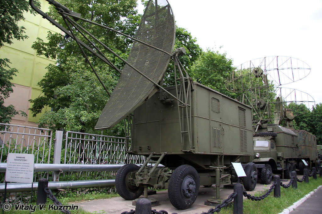Радиовысотомер ПРВ-10 (Radio altimeter PRV-10)
