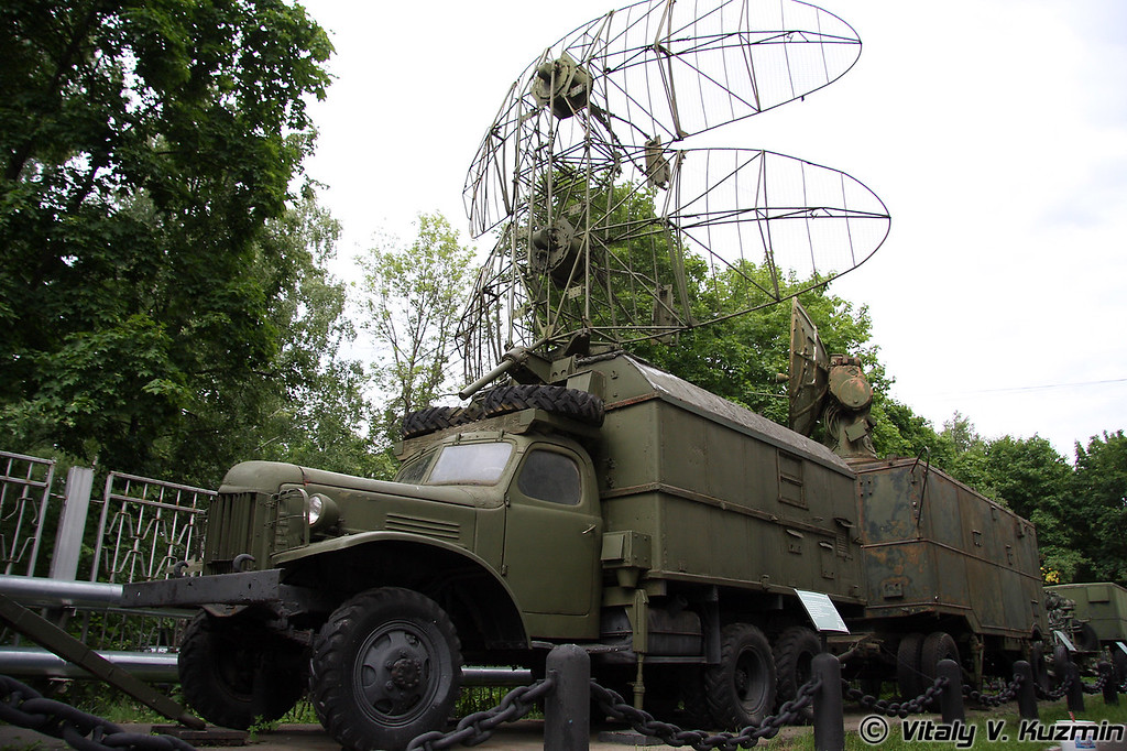 РЛС П-15 (Radar station P-15)