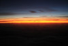 Moments before sunrise at 30,000 feet above Germany.<br /> <br /> ~ Image by Martin McKenzie All Rights Reserved ~