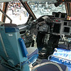 C-141 Pilot / Aircraft Commander's seat.<br />  ~ Image by Martin McKenzie All Rights Reserved ~