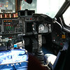 C-141 Copilot's seat.<br /> ~ Image by Martin McKenzie All Rights Reserved ~