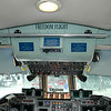 Center view of the C-141 Cockpit.<br />  ~ Image by Martin McKenzie All Rights Reserved ~