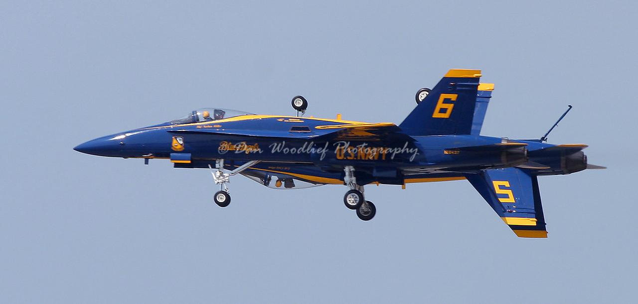 Blue Angels - Cherry Point Air Show, North Carolina