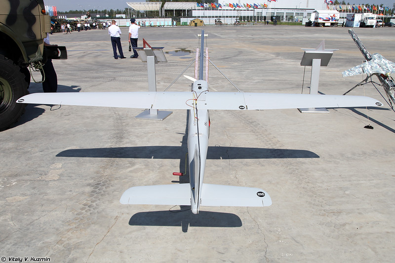 Комплекс РЭБ РБ-341В Леер-3 с БПЛА Орлан-10 (RB-341V Leer-3 ECM system with Orlan-10 UAV)