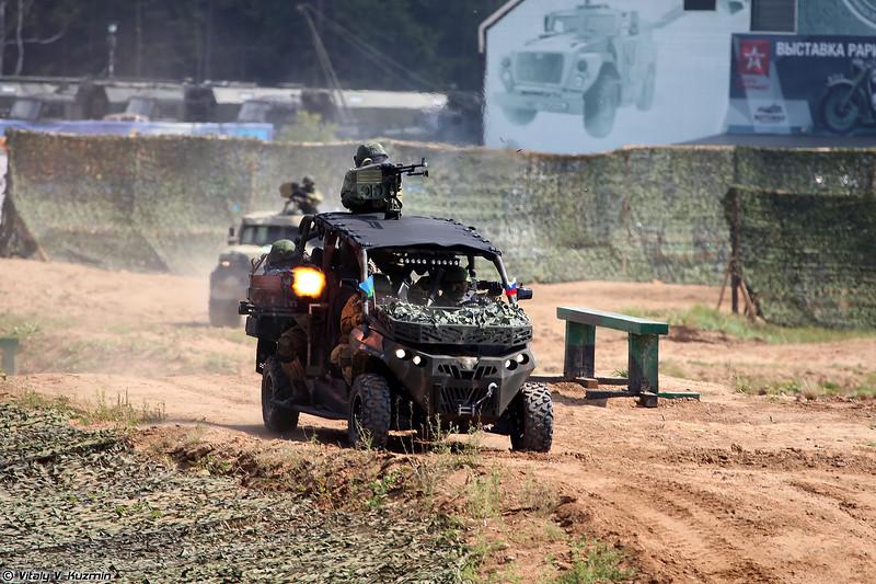 Мотовездеход Strike-C4 (RP Strike-C4 UTV)