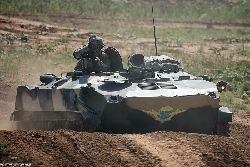 БТР-РД (BTR-RD Robot)