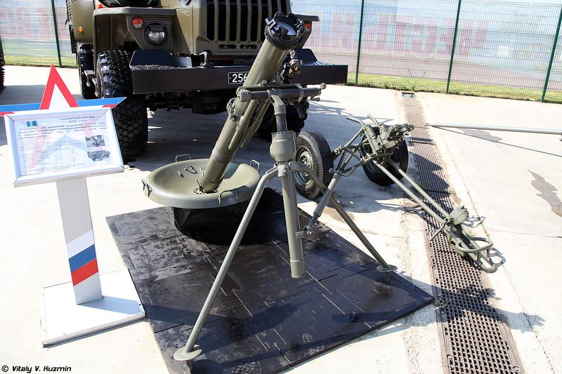 Минометный комплекс 2С12 Сани (2S12 Sani mortar)