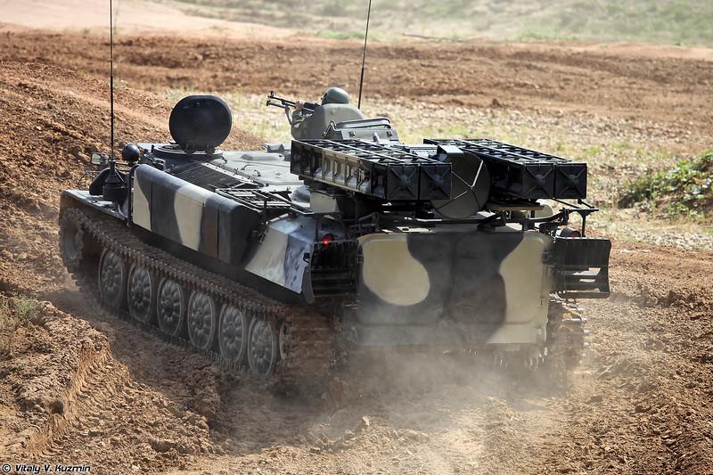 ЗРК Стрела-10МН (Strela-10MN)