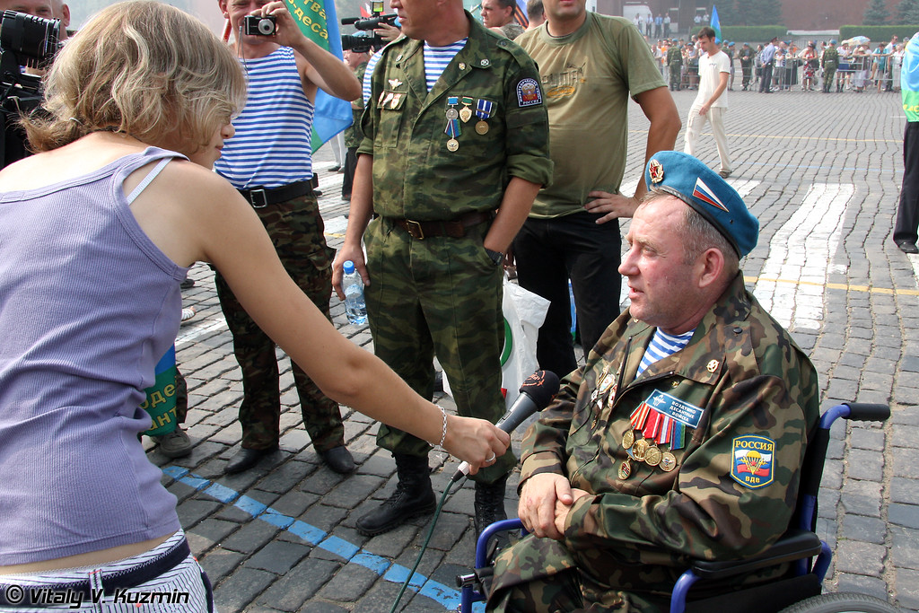 Ветераны ВДВ (VDV veterans)