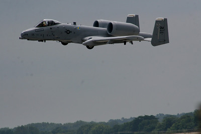 Air Force A-10 Thunderbolt II, AKA Warthog