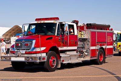 Federal Fire Department, El Centro