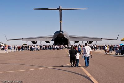 USAF C-17 Globemaster III