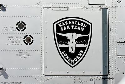 NAS Fallon SAR logo