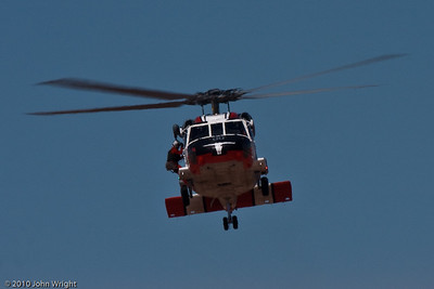 Search and Rescue demonstration by NAS Fallon Longhorn SAR team.