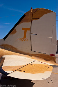 Tail of the C-47