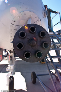 Business end of the A-10