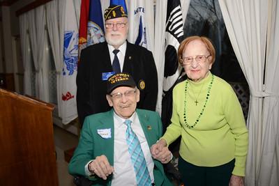 American Legion Social - Naperville, Illinois -  March 21, 2015