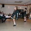 American Legion Post 43 Social - Naperville, Illinois - Women in the Military - McNulty Irish Dancers - March 18, 2017