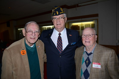 American Legion Post 43 Social - Naperville, Illinois - Oktoberfest - October 20, 2018