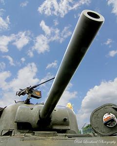 M1 Sherman tank from WW2.