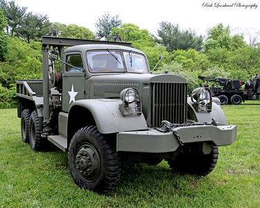 WW2 tow truck.