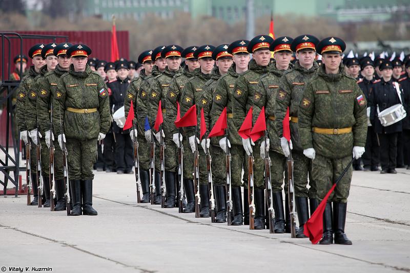 Линейные (Honour Guards)