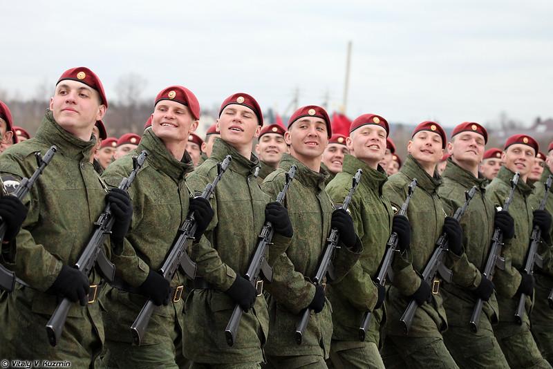 Отдельная орденов Жукова, Ленина и Октябрьской Революции Краснознамённая дивизия оперативного назначения (Separate Rapid Deployment Division ODON)