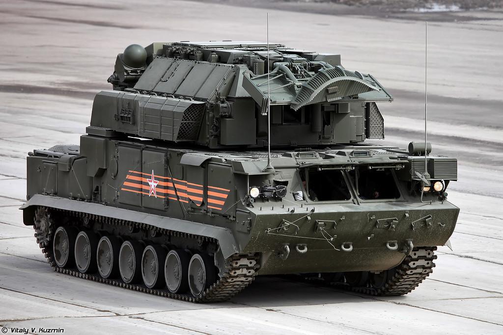 ЗРК Тор-М2У (Tor-M2U TELAR)