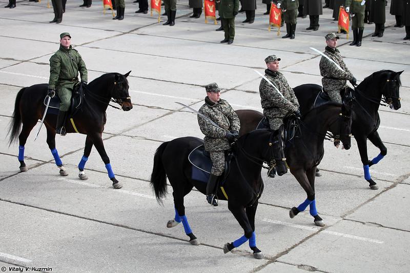 Президентский полк Службы коменданта Московского Кремля ФСО России (Presidential Regiment)