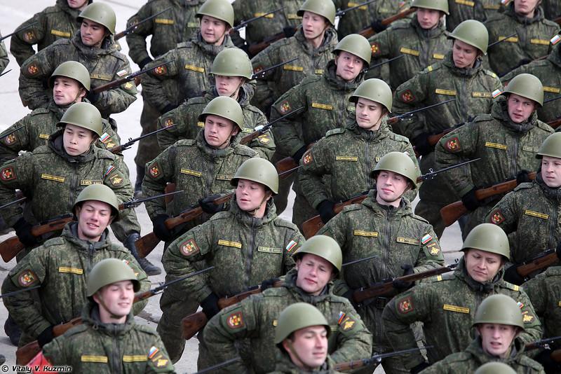 27-я отдельная гвардейская Севастопольская мотострелковая бригада (27th Separate Guards Sevastopolskaya Motor Rifle Brigade)