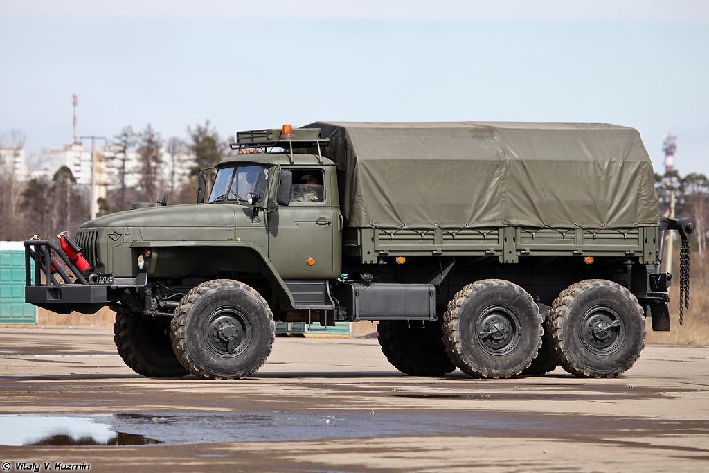 Колесный транспортер эвакуационный КТ-Л (Light wheeled evacuation carrier KT-L)