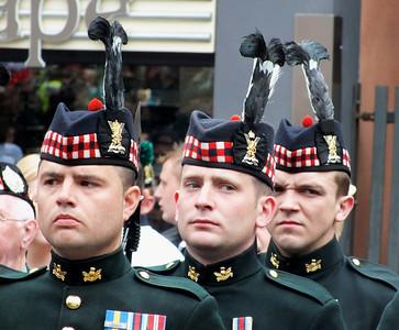Argylls Parade 14/6/2013 - Archive