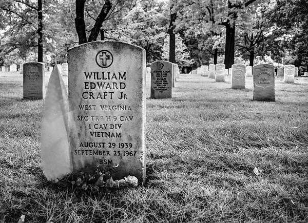 Arlington National Cemetery, IR HDR