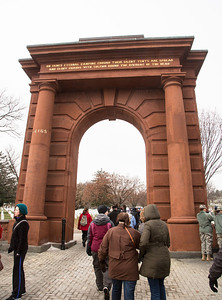 Arlington National Cemetery | McClellan Gate