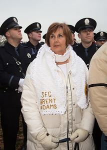 American Gold Star Mothers President Barbara E. Benard Son: SFC Brent A. Adams, USANG Apr 29, 1965 - Dec 1, 2005, Ramadi, Iraq