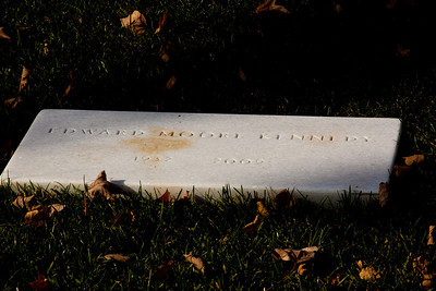 Edward M. Kennedy Gravesite